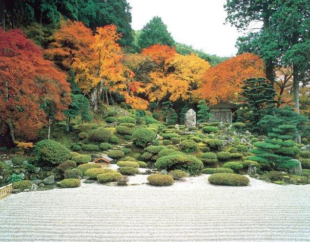 萬徳寺の紅葉