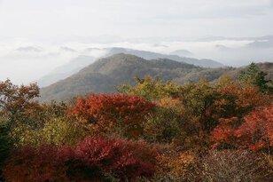軽井沢(旧碓氷峠見晴台)