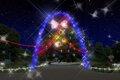ツインアーチのメリークリスマス