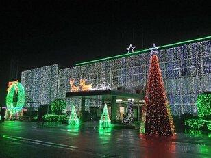 小林市役所野尻庁舎、野尻町区中心部