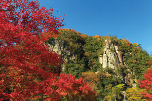深山峡(東広島)