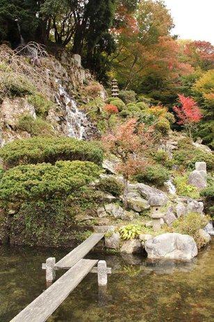 櫻井家住宅・日本庭園