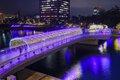 小倉イルミネーション2016 紫川・小倉城庭園周辺