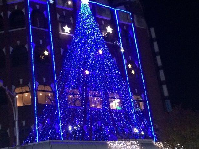 長岡市大手通商店街