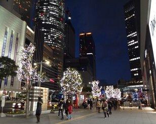 名古屋駅前地区周辺