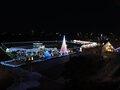 2016刈谷ハイウェイオアシスロマンティックイルミネーション 光のオアシス