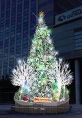 深川ギャザリア クリスマスイルミネーション 2016
