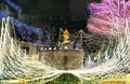 光の遊園地
