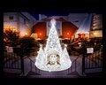 2016 つかしん クリスマスイルミネーション ホワイトスノーファンタジー