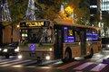 大阪市営バス イルミネーションバス