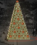 Roppongi Hills Artelligent Christmas 2016 66プラザイルミネーション