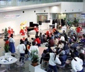 北九州市立男女共同参画センター・ムーブ 1階交流広場