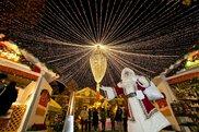 世界最大の光の王国で過ごすクリスマス