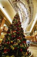 ロイヤルパークホテル クリスマスイルミネーション