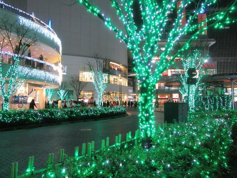 からJR蒲田駅まではワンコインバスなのでお一人 大人100. 幻想的な緑のひかりに包まれ\\u201c大人の街\\u201d有楽町を彩る.
