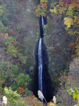 ツムジクラ滝