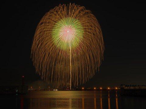 ふじさわ江の島花火大会