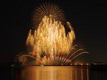 馬なり大逃げさん投稿の【2019年開催なし】ふじさわ江の島花火大会