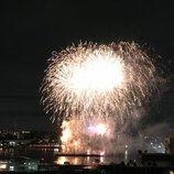 nalyさん投稿のふなばし市民まつり 船橋港親水公園花火大会