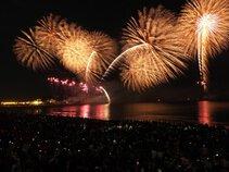 チーム謙三2さん投稿の【2019年開催なし】ふじさわ江の島花火大会