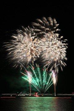 2017久里浜ペリー祭花火大会