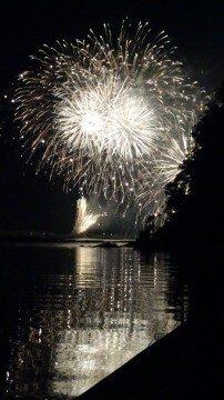 もりさん投稿の浜坂ふるさと夏祭り花火大会