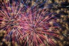 スガンさん投稿の第39回なかふらのラベンダーまつり&花火大会