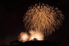 YouTubeぱーこぶろぐさん投稿の2019年夏祭りいずみ鶴翔祭