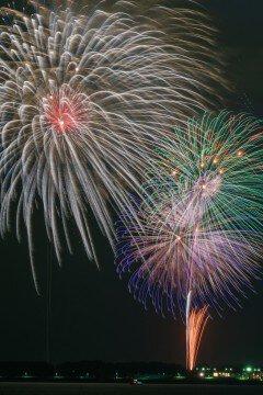 第39回浦安市花火大会 ~空に、海に、光輝く、浦安花火~
