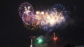 あいりさん投稿の令和元年度 さいたま市花火大会 大和田公園会場