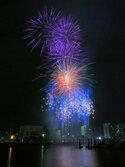 ふなばし市民まつり 船橋港親水公園花火大会