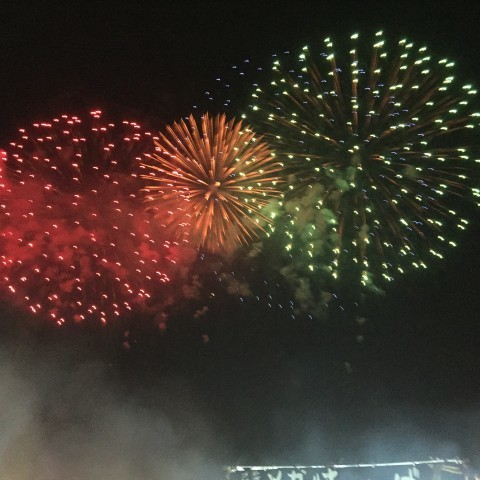ちまこさん投稿の第360回 筑後川花火大会