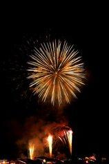 つかちゃんさん投稿の第52回錦川水の祭典花火大会