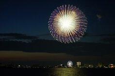かおるんさん投稿の第73回海の日名古屋みなと祭花火大会