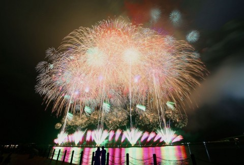 takashi.fさん投稿の第66回 いわき花火大会