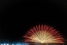 なべしょーさん投稿の第5回「富津市民花火大会」