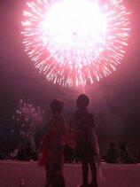 みなみさん投稿の鹿島の花火