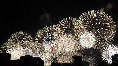 2017 びわ湖大花火大会