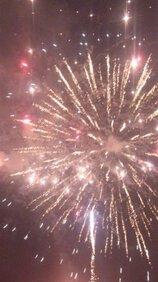 律さん投稿の【2019年中止】第48回吉野川祭り 納涼花火大会