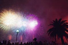 かーやんさん投稿の第73回按針祭海の花火大会