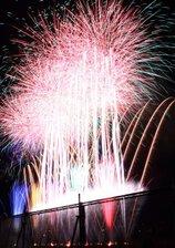 らいさん投稿の笛吹市夏祭り 第55回石和温泉花火大会