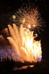 kitutukiさん投稿のふるさと丹波ひかみの夏まつり「愛宕祭」