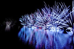 YNMさん投稿の第43回川辺おどり・花火大会