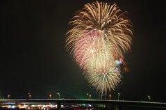 ちゃっぴーさん投稿の【2019年中止】第48回吉野川祭り 納涼花火大会