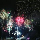 RAIさん投稿の第15回しまんと市民祭 納涼花火大会
