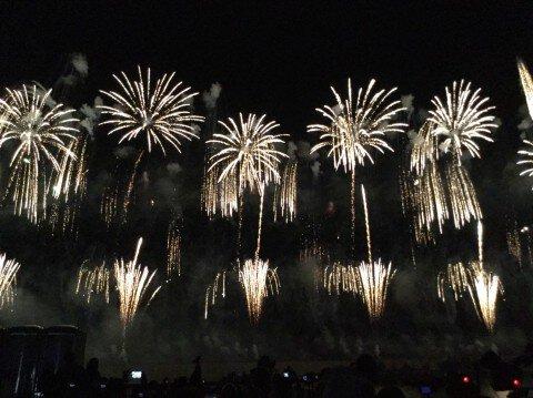 ノリさん投稿の【2019開催なし】第20回 有明海花火フェスタ