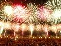 第68回五所川原花火大会 水と光と音の祭典