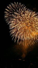 みずさん投稿の第17回男鹿日本海花火