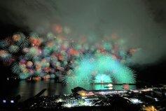夏元気さん投稿の2019 きほく燈籠祭