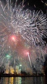 女神さん投稿の松山市制施行130周年記念 第69回松山港まつり 三津浜花火大会